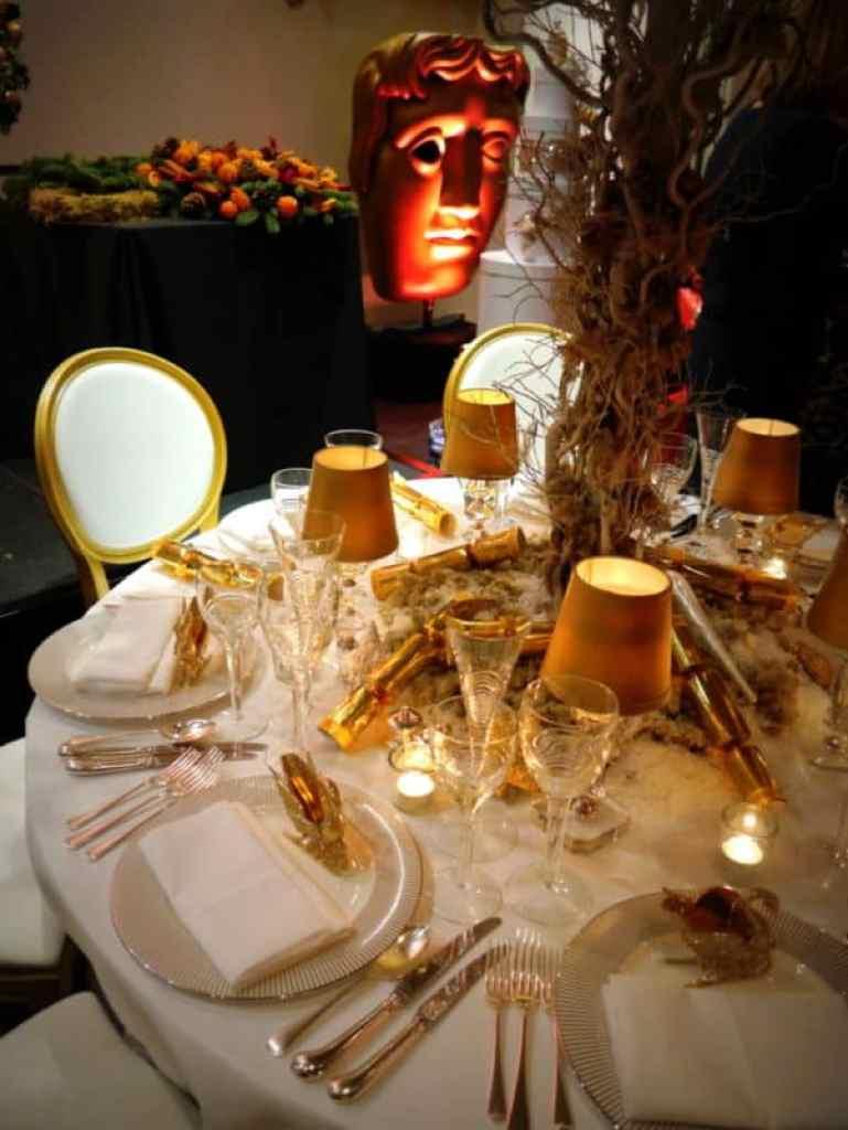 Festive table - Luxury Columnist