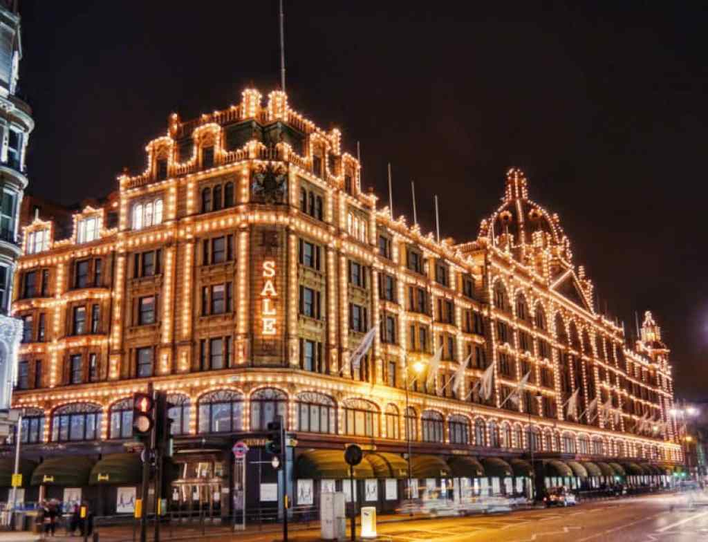 HarrodsLights luxurycolumnist
