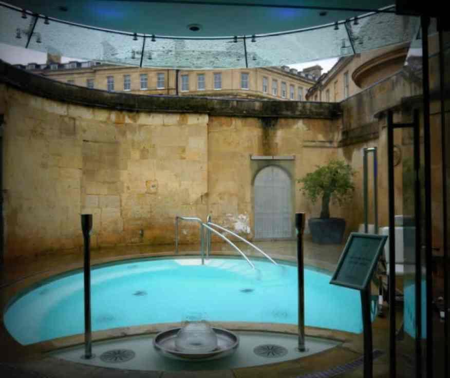 Cross Bath - Luxury Columnist