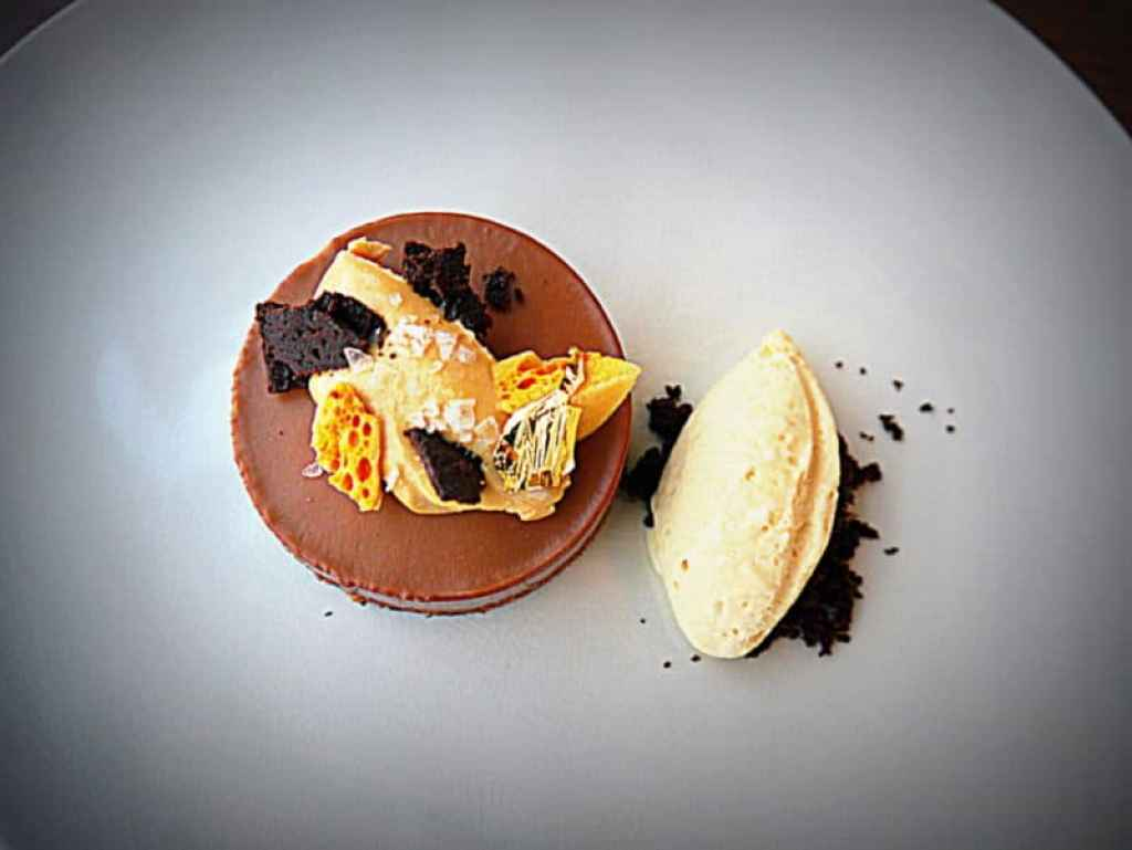 darwin brasserie dessert London