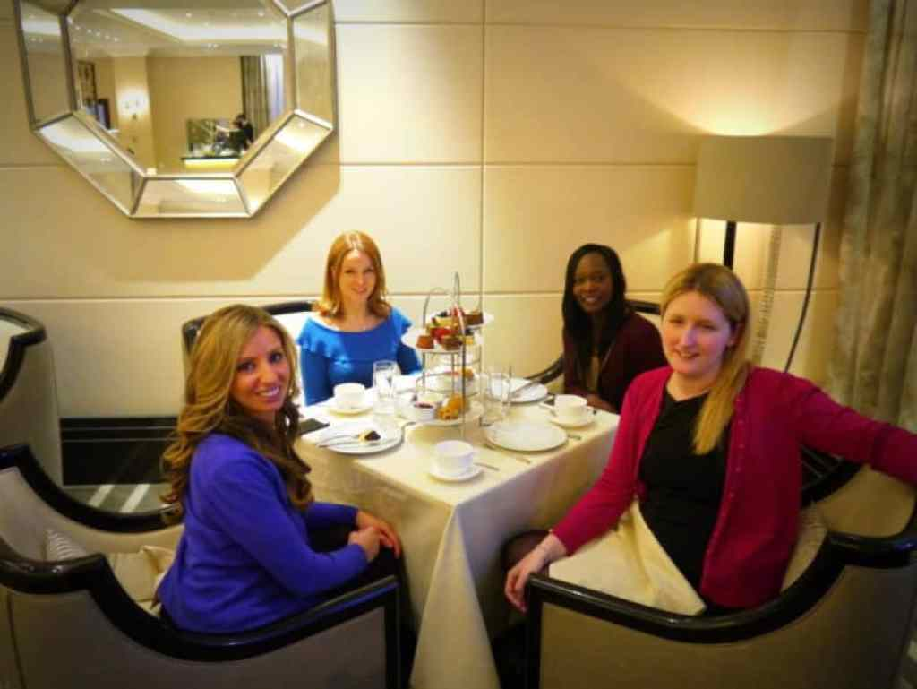 london foodies luxury columnist