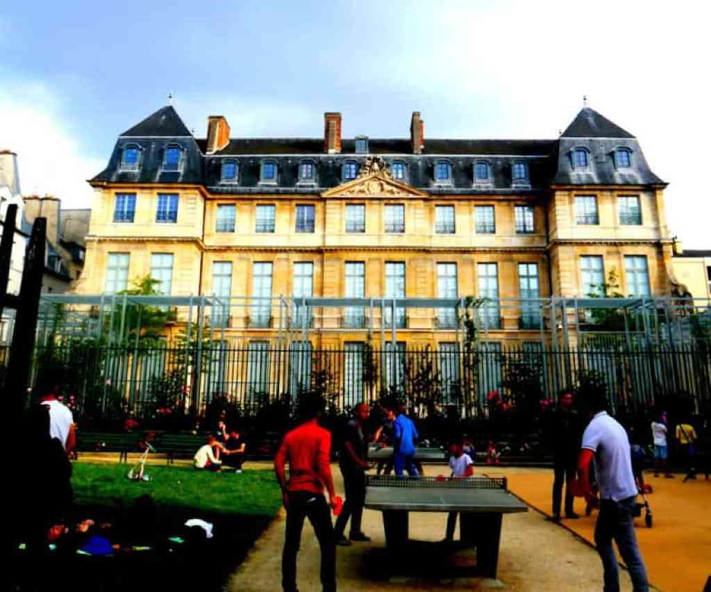 Musee Picasso le Marais Paris