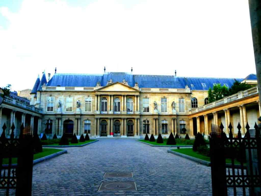 Hotel Soubise Paris
