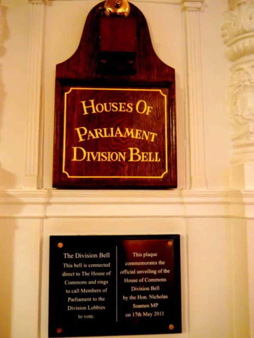 Parliamentary bell