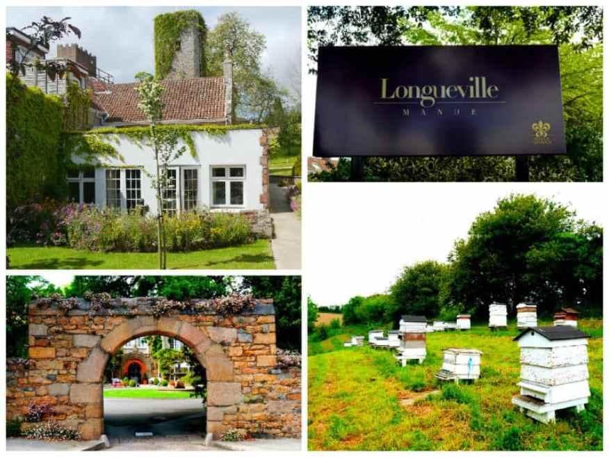 Longueville Manor grounds
