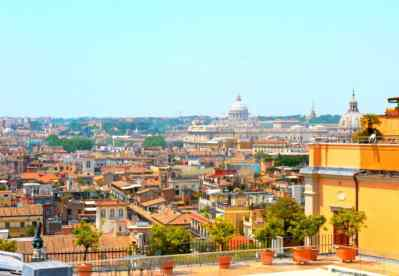 Steps from the Spanish Steps – Intercontinental de la Ville Roma