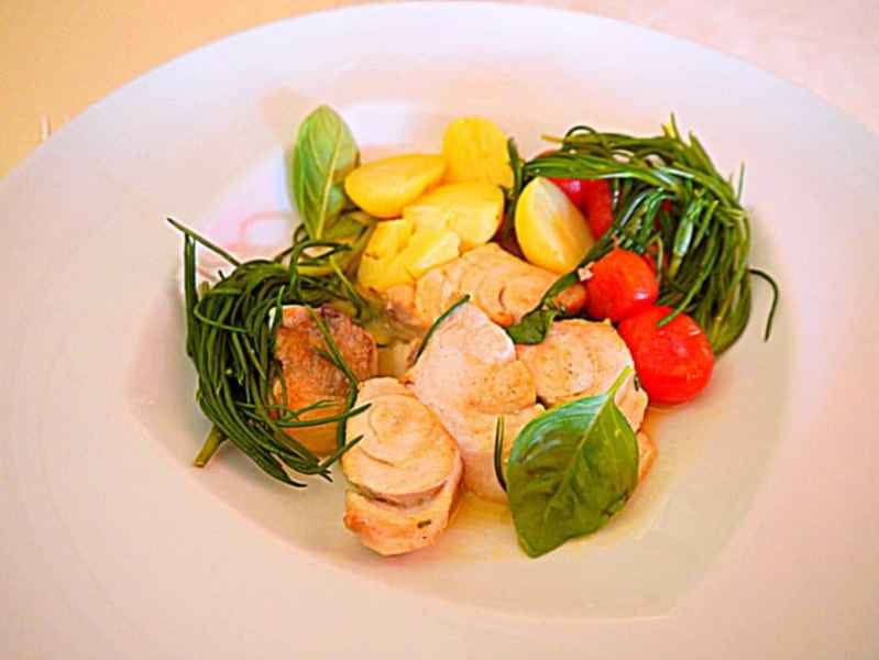 Pauline Borghese food