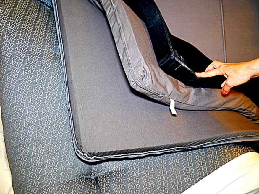 Dux 818 mattress review