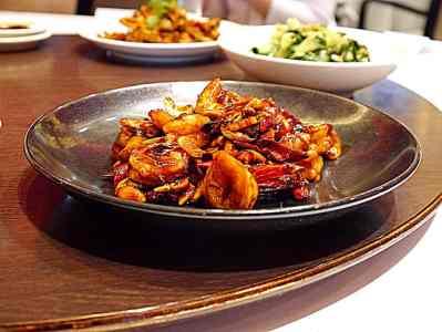 Taste of China – Min Jiang at The Royal Garden Hotel