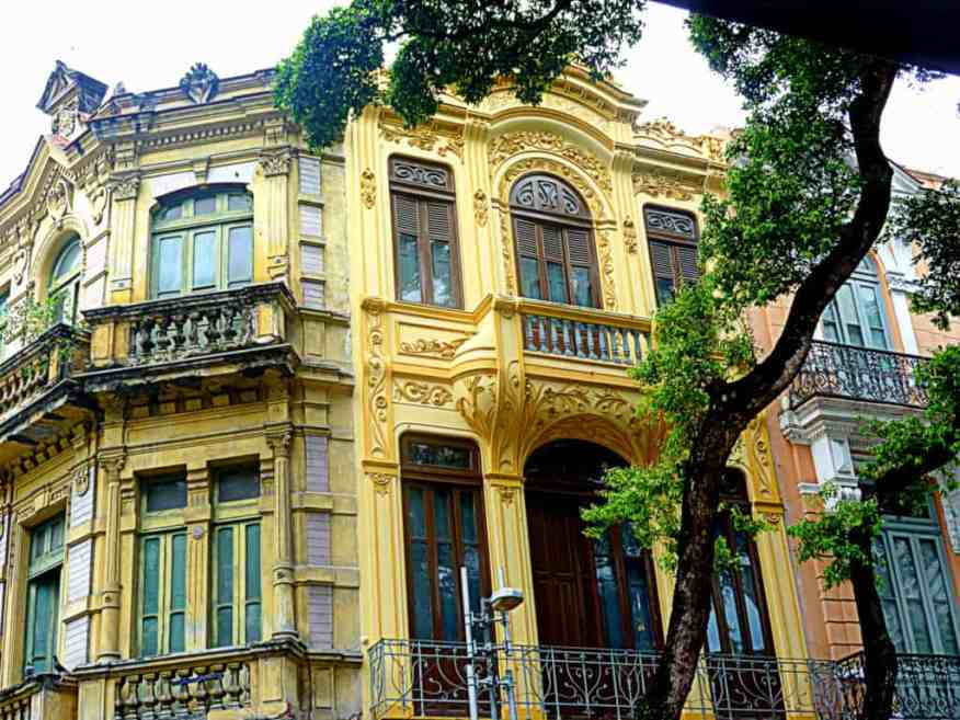 Rio de Janeiro architecture