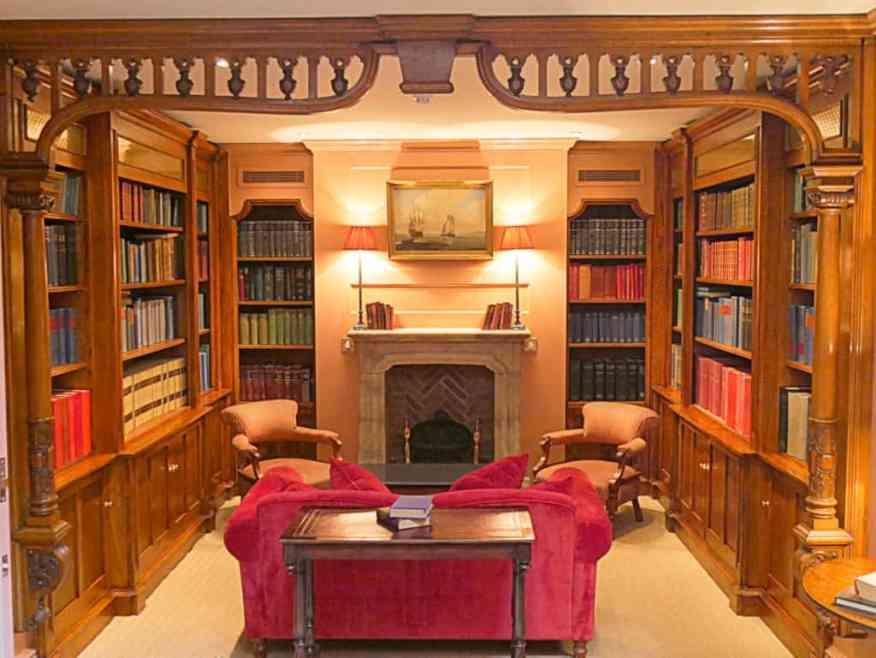 Sir William Wheeler library