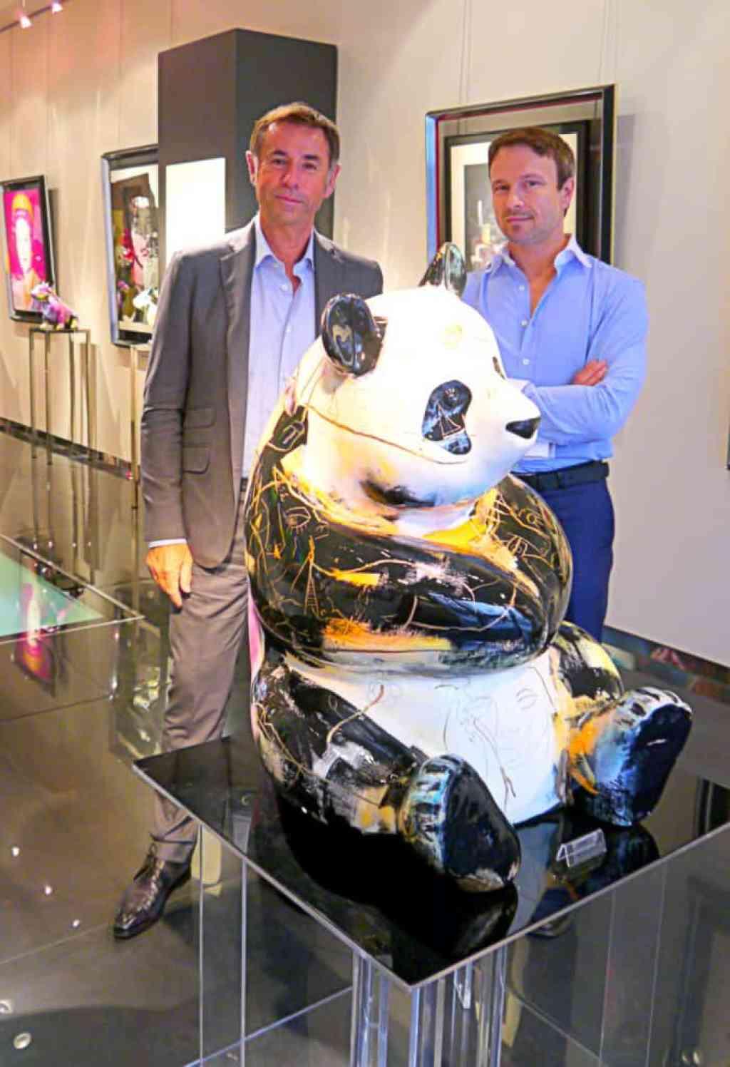 Julien Marinetti Galeries Barthoux
