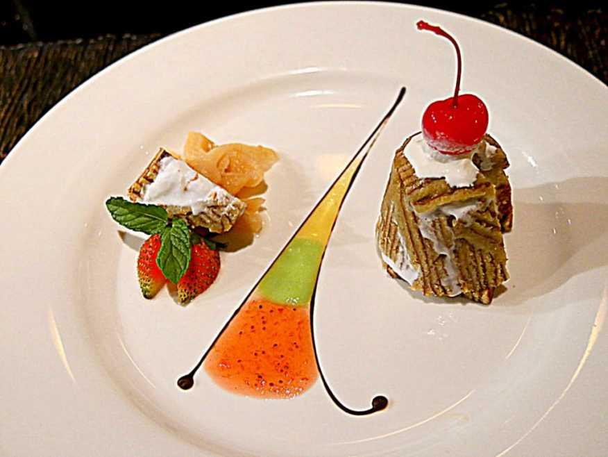 Kayumanis Jimbaran dessert