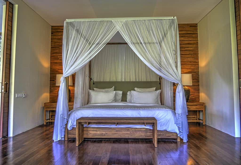 Aliila Ubud bedroom