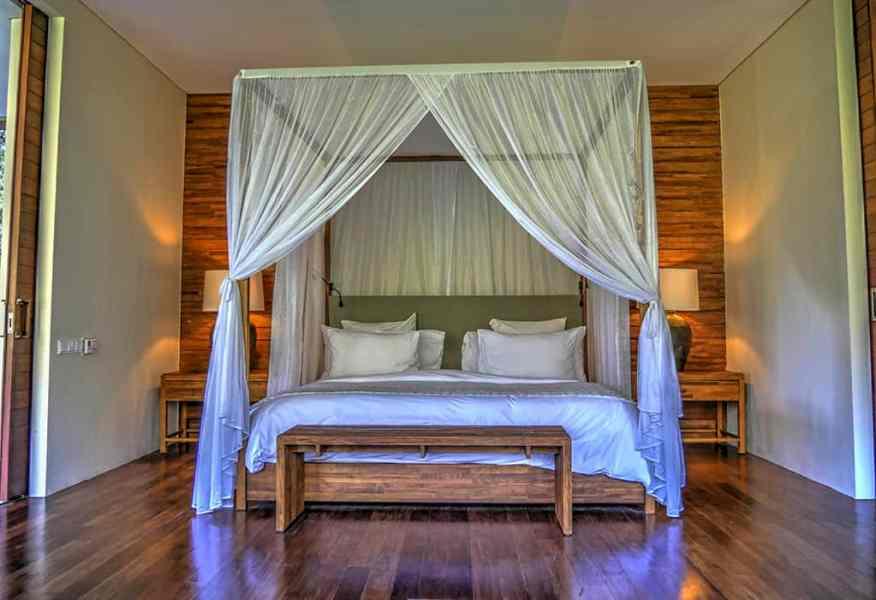 Aliila Ubud bedroom