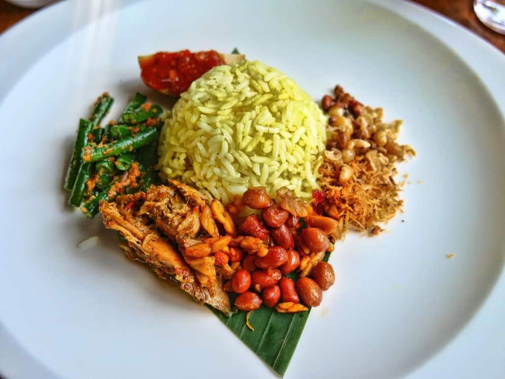 Alila Ubud breakfast
