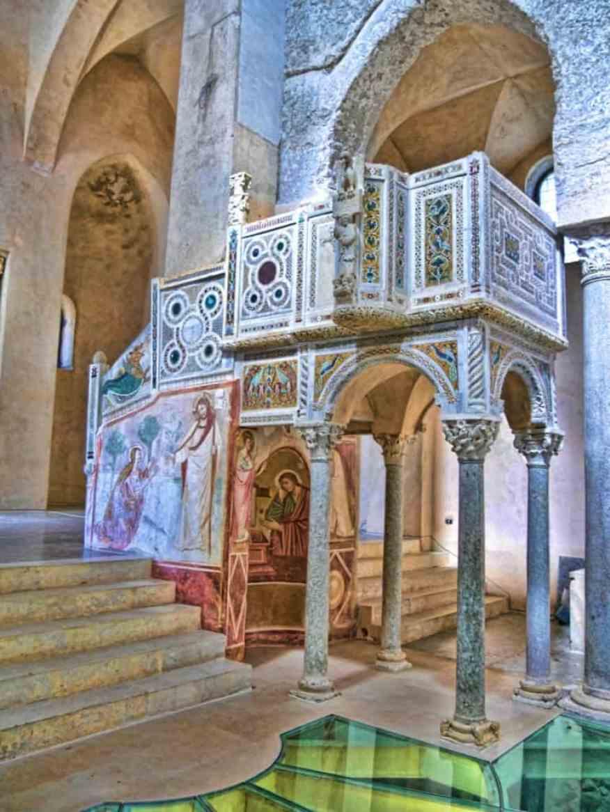 Ravello church