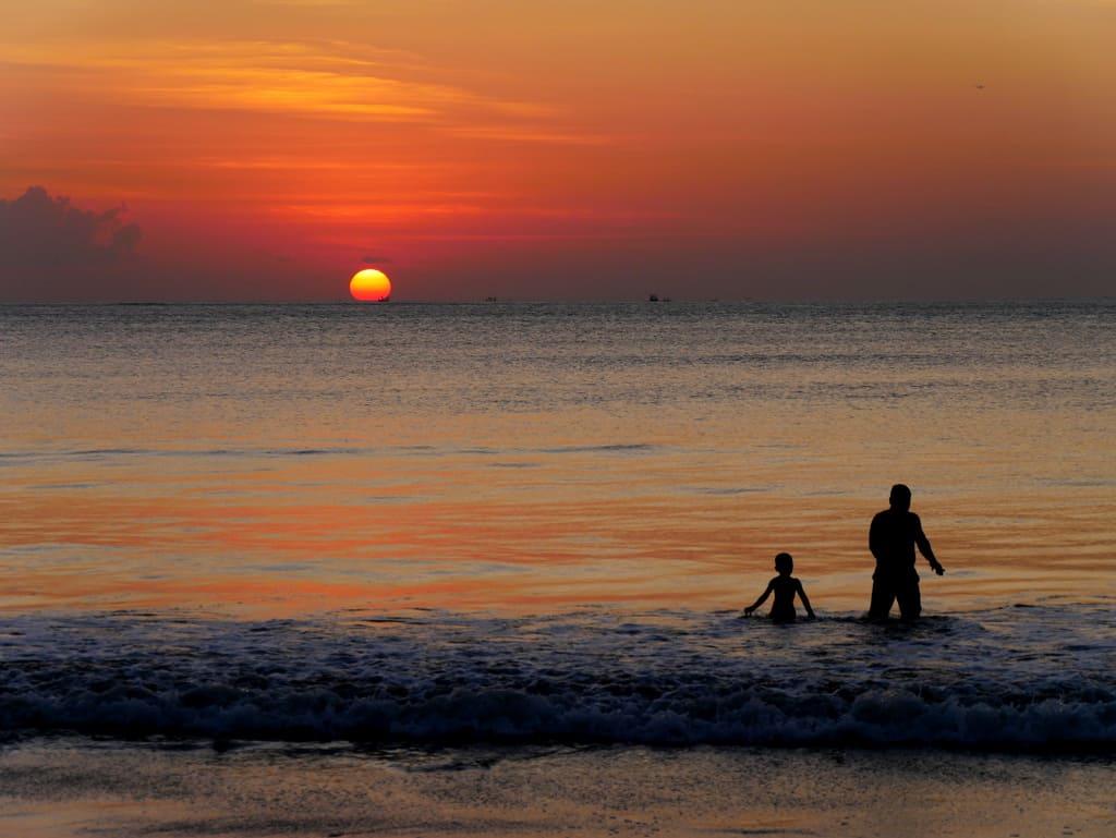 Sunset Jimbaran Bali