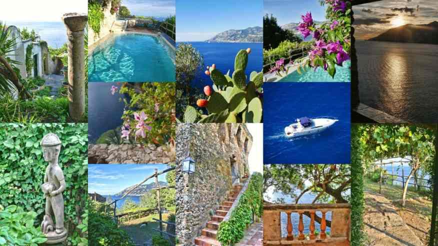 Amalfi Coast villas