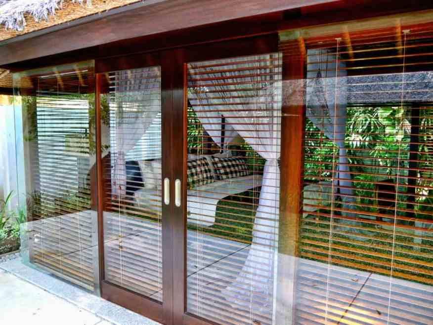 Jimbaran villa bedrooms