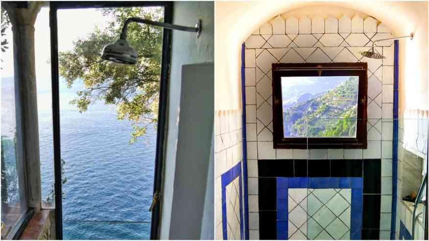 La Torre bathrooms