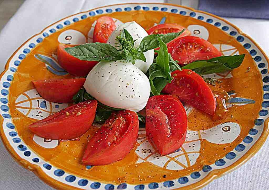 what to eat Amalfi Coast