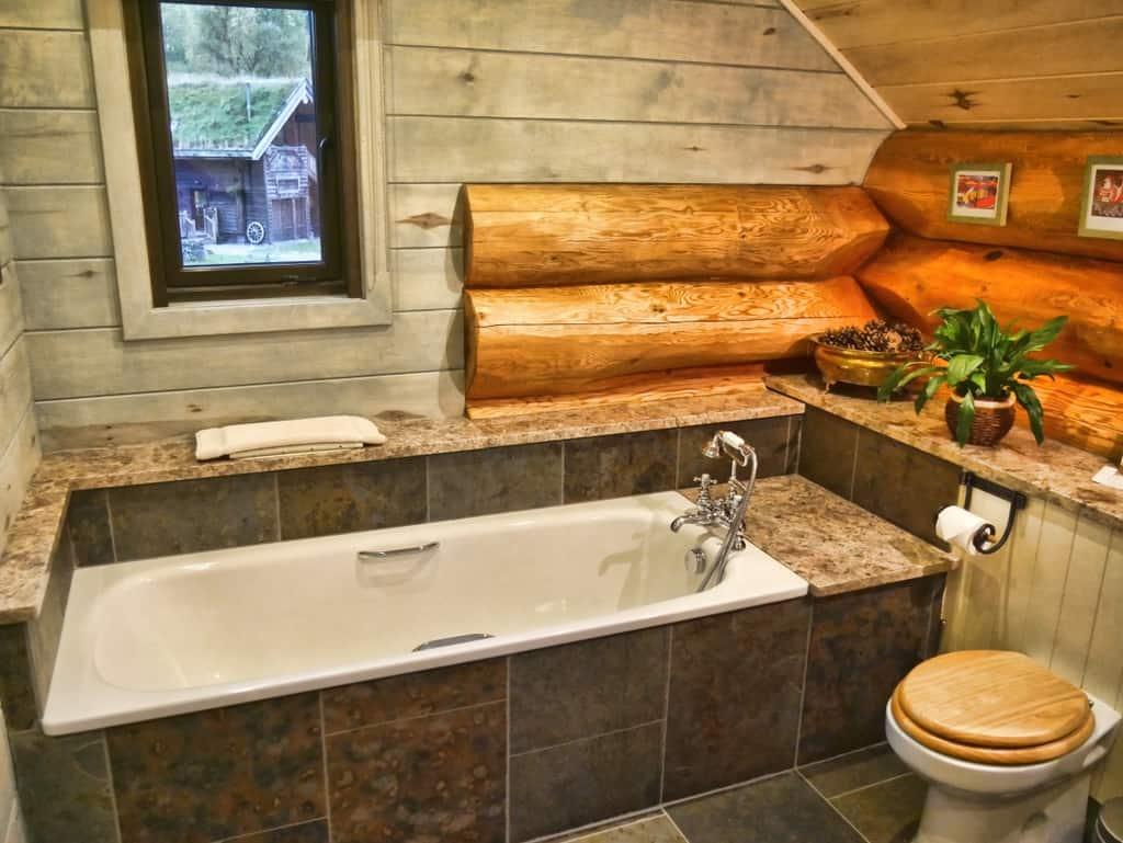 Eagle Brae bathroom