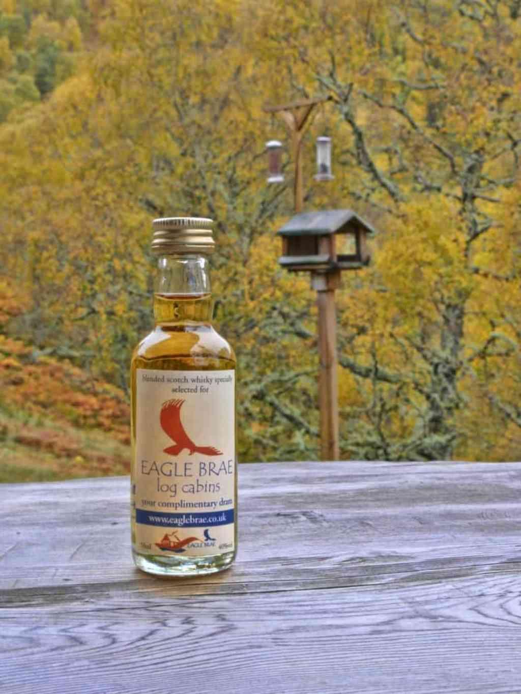 Eagle Brae whisky