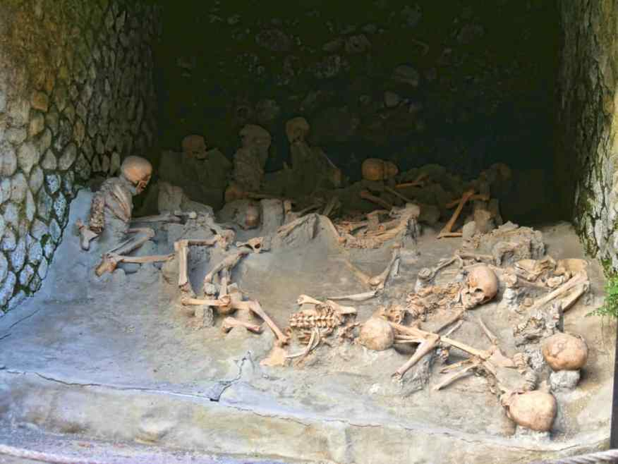 Herculaneum Pompei