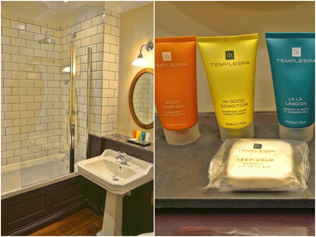 Burley Manor bathroom
