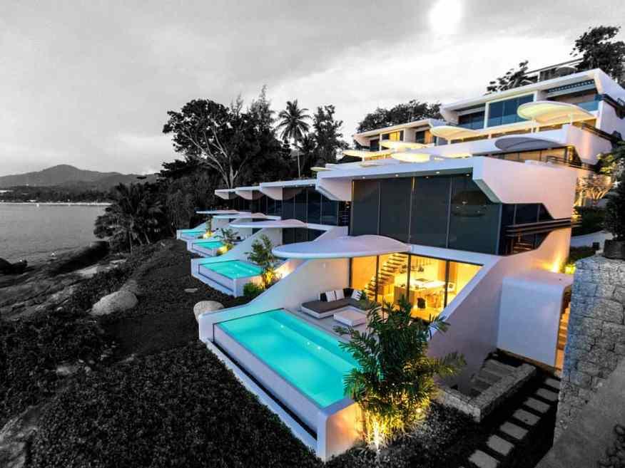 Kata Rocks Sky Villas Gallery_Architecture