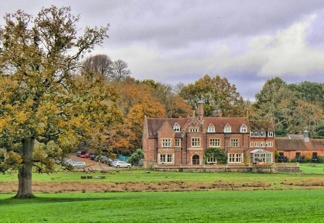 First Look at Burley Manor in The New Forest
