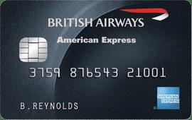 British Airways American Express card