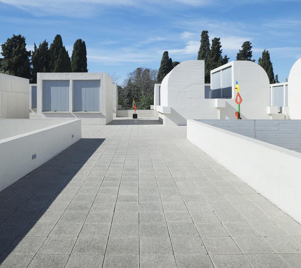 Barcalona Fundacio Joan Miro cr - Roger Casas