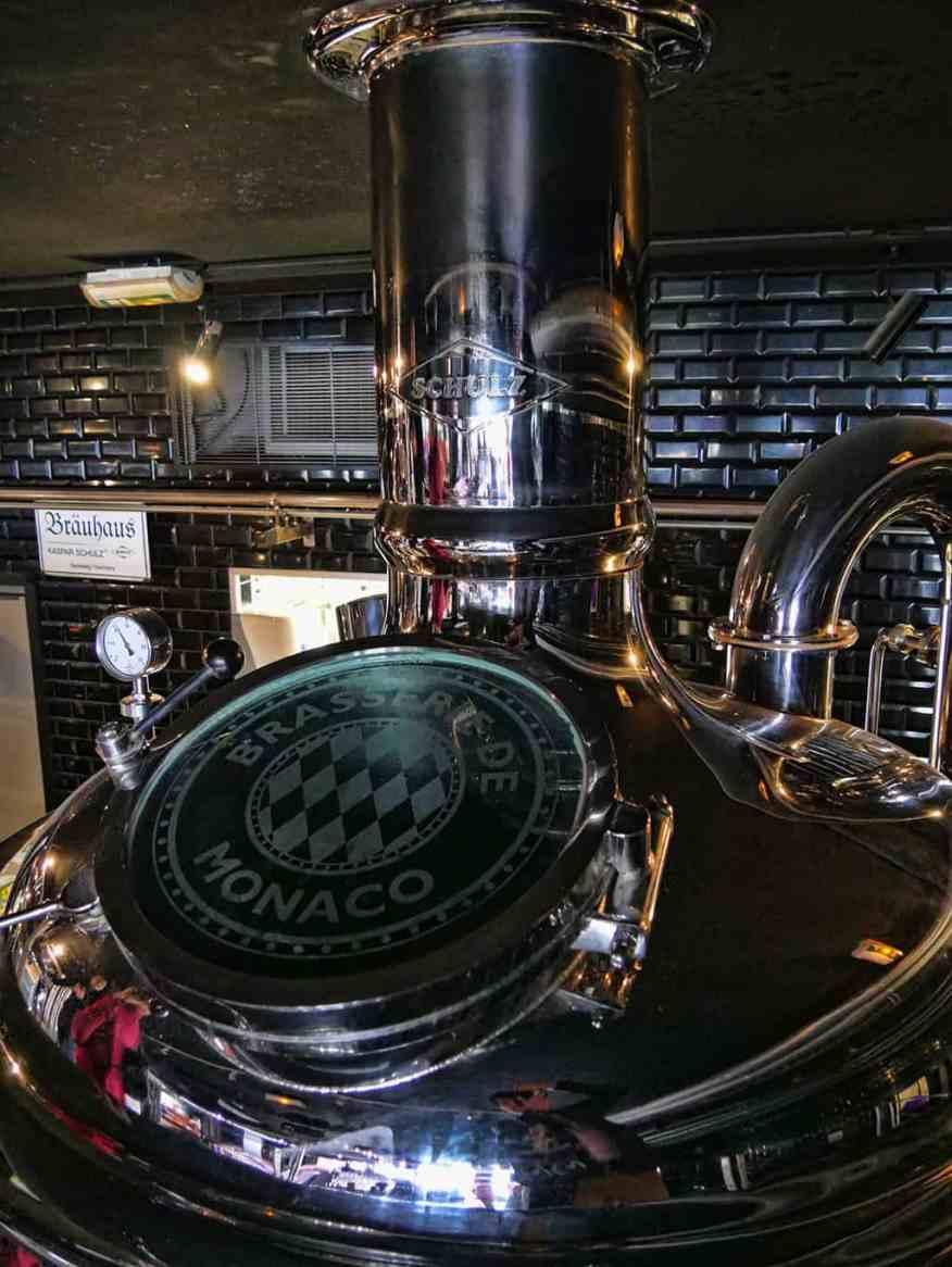 Brasserie de Monaco craft beer
