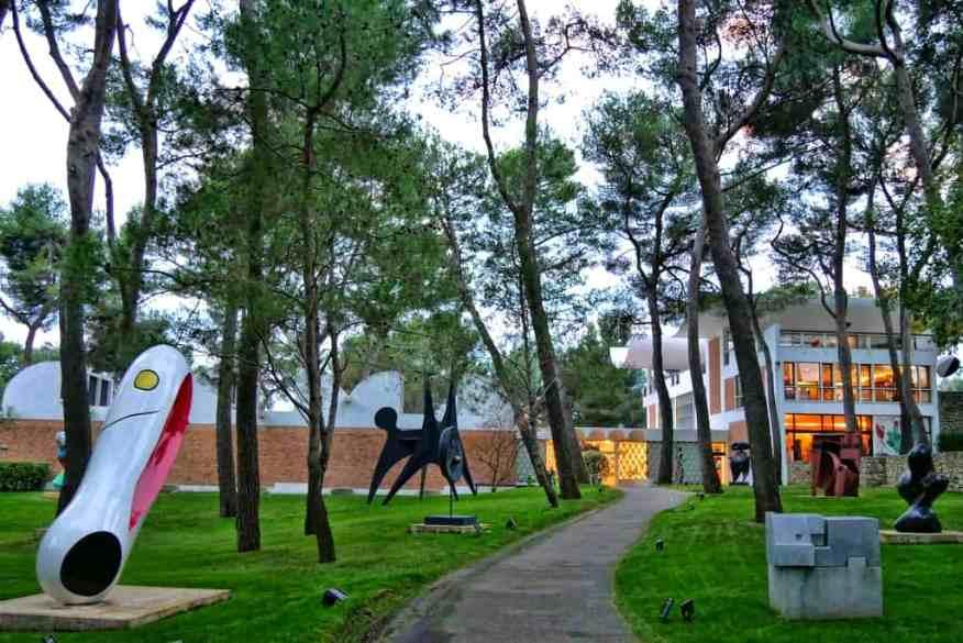 Fondation Maeght St Paul de Vence