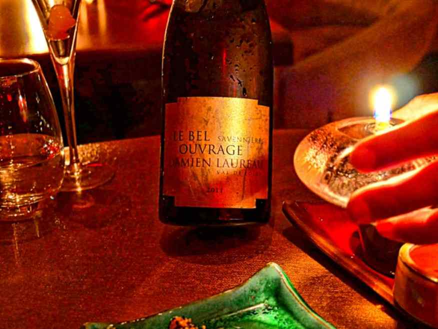 Le Bel Ouvrage vin