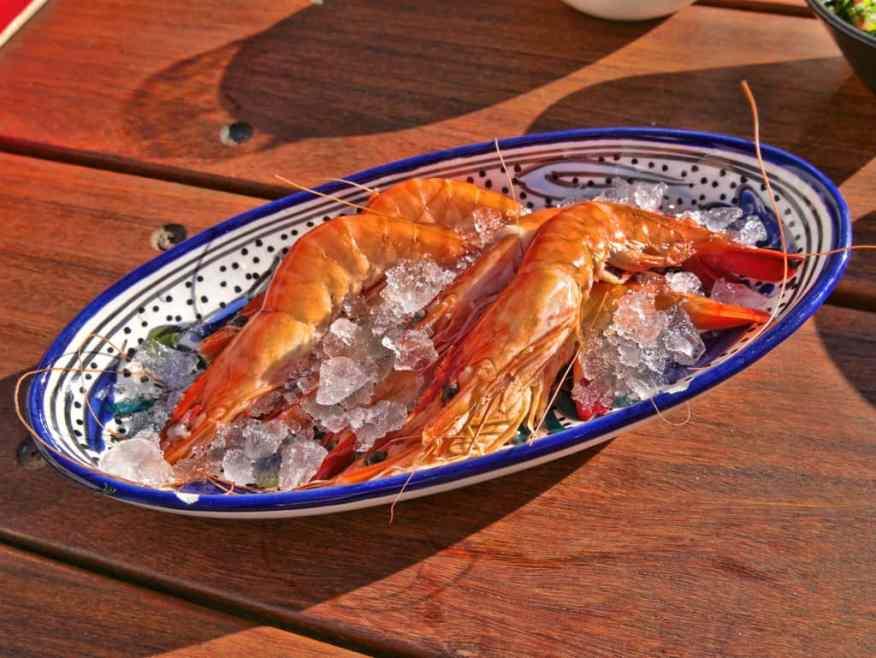 Les Perles de Monte-Carlo seafood