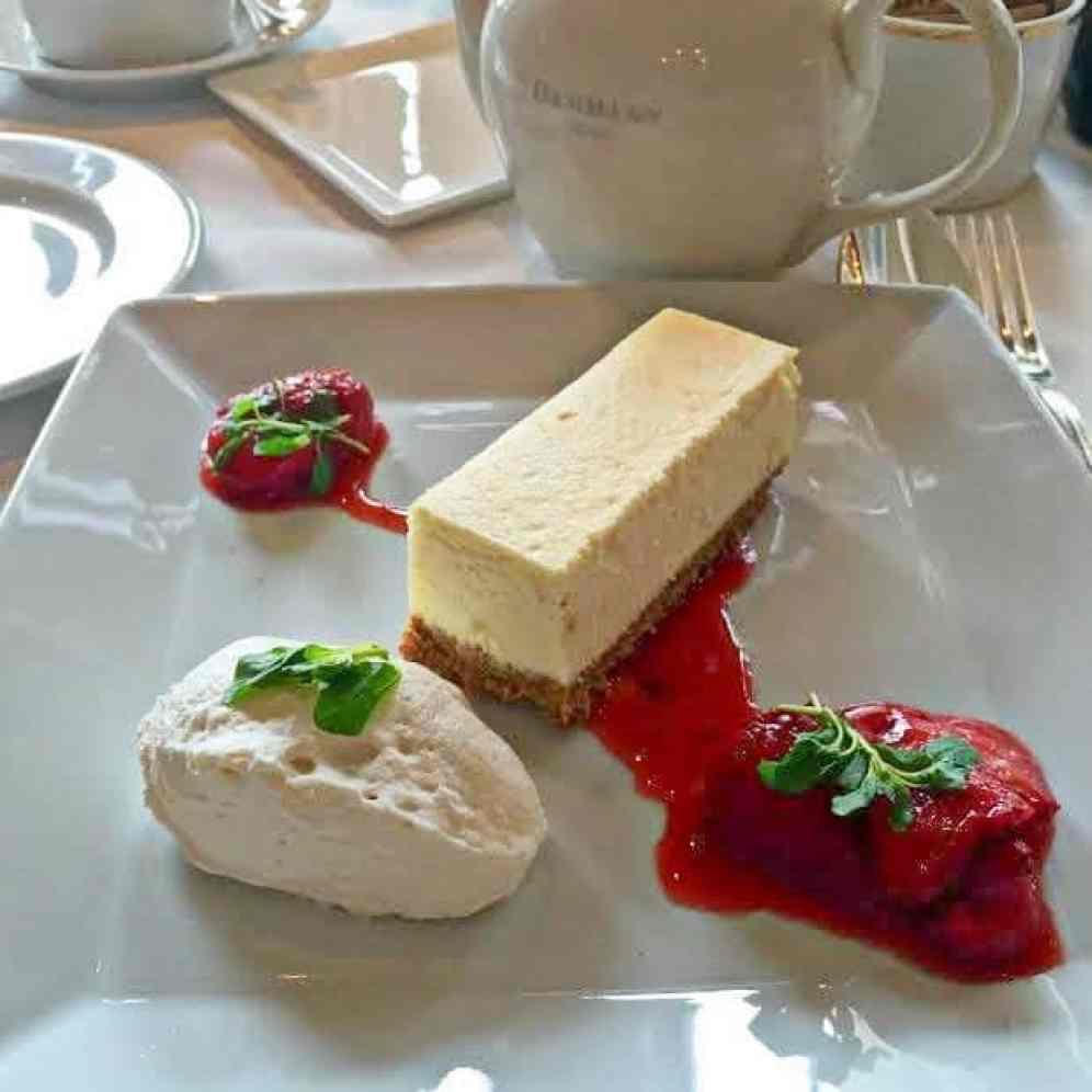NY dessert