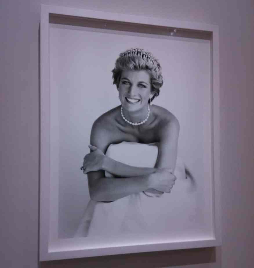 Diana by Patrick Demarchelier