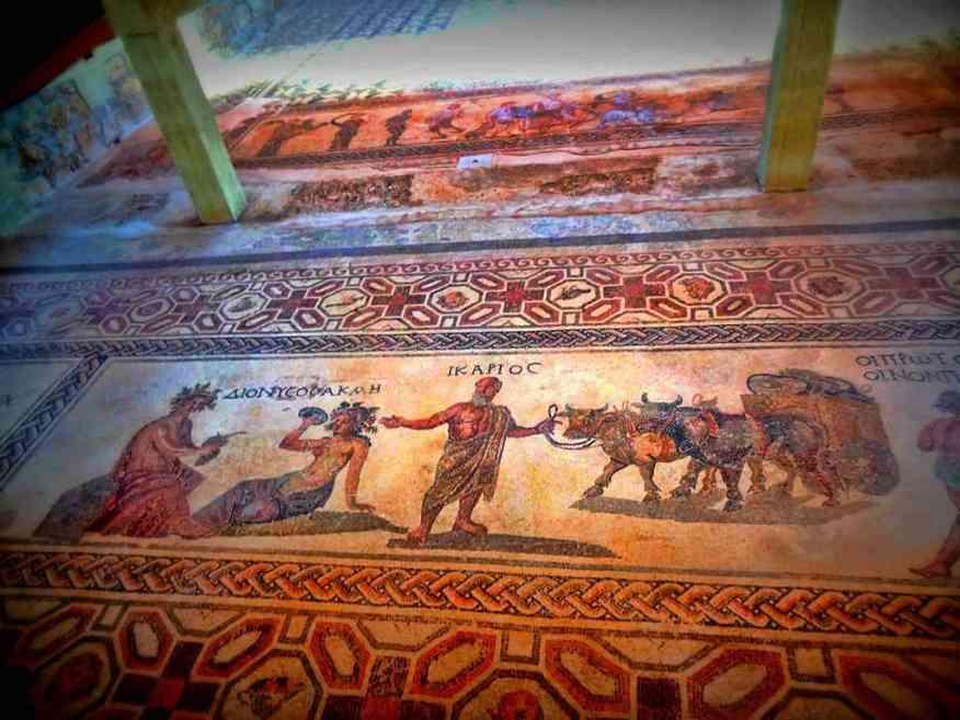 House of Dionysus Cyprus
