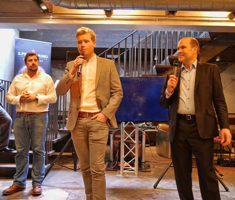 San Pellegrino Young Chefs launch