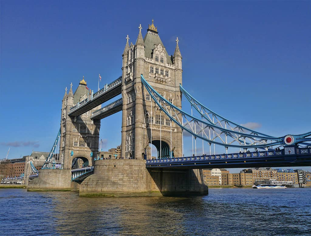 Tower Bridge Luxury Columnist