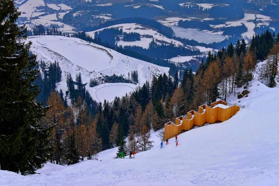 kitzbuehel-ski-run