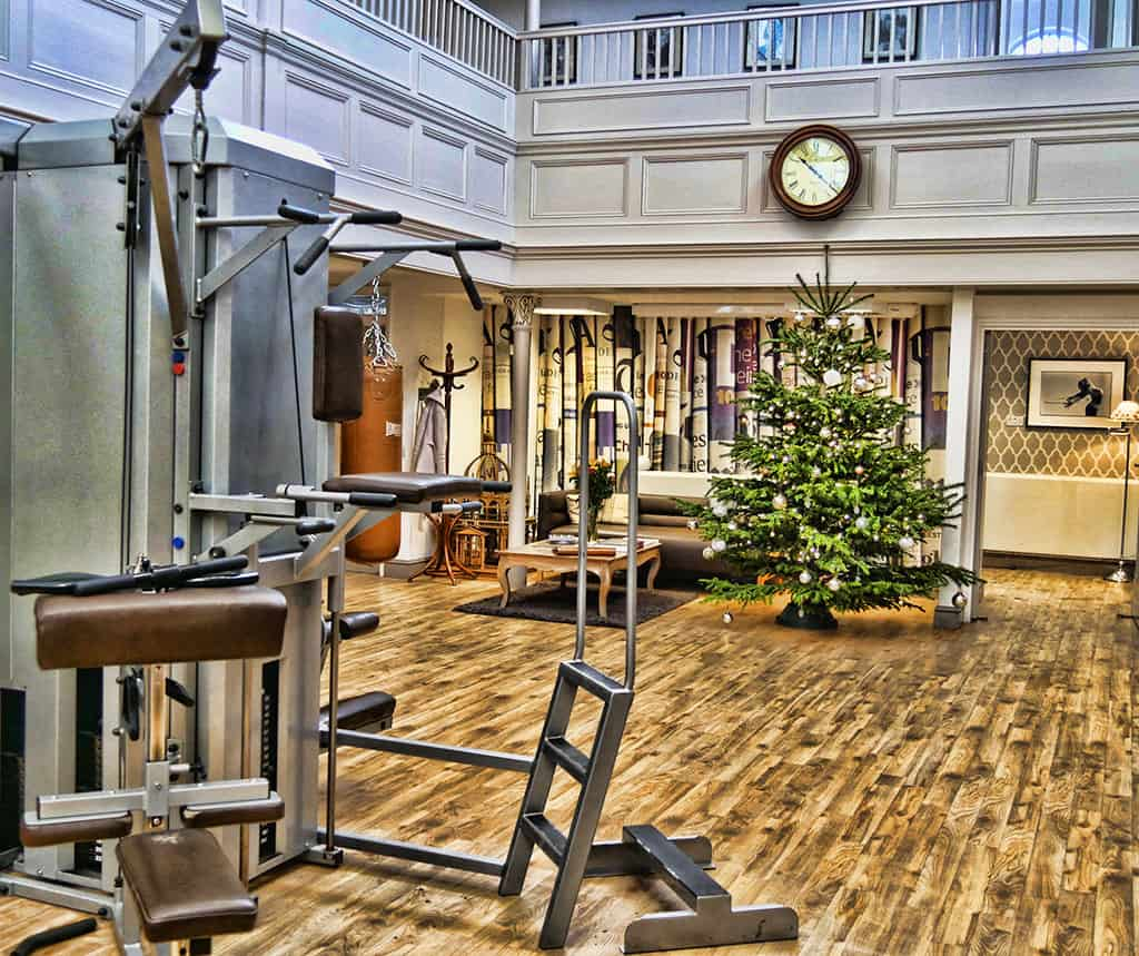 library-gym-booking