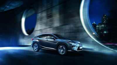 Starring In a Life of Luxury – The Lexus Life RX