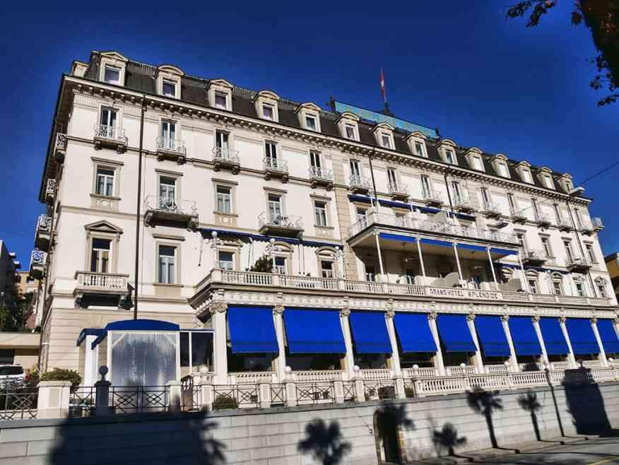 Hotel Splendid Royal Lugano