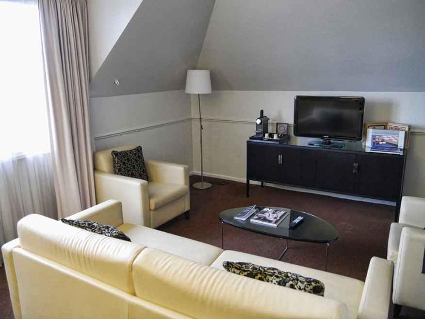 Marriott Grosvenor Square lounge