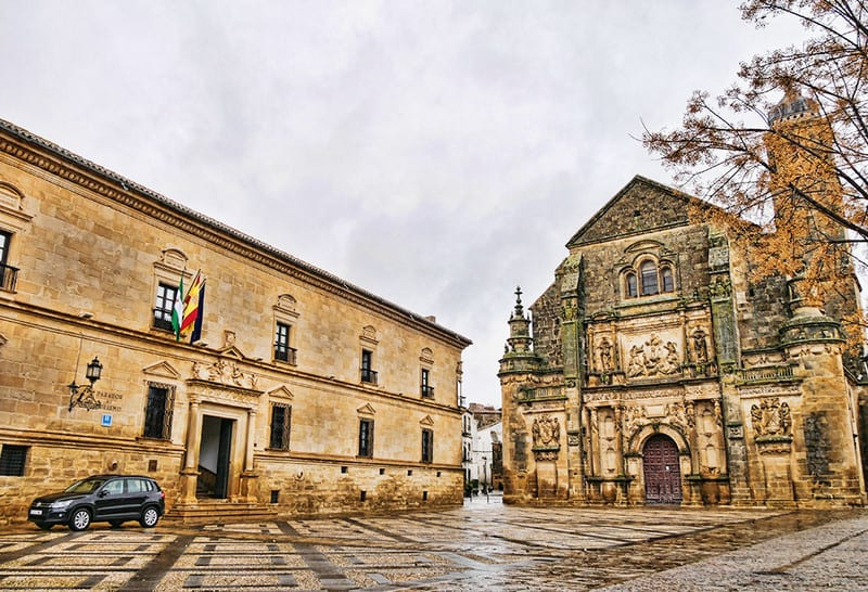 Ubeda Pparador - where to stay in Ubeda