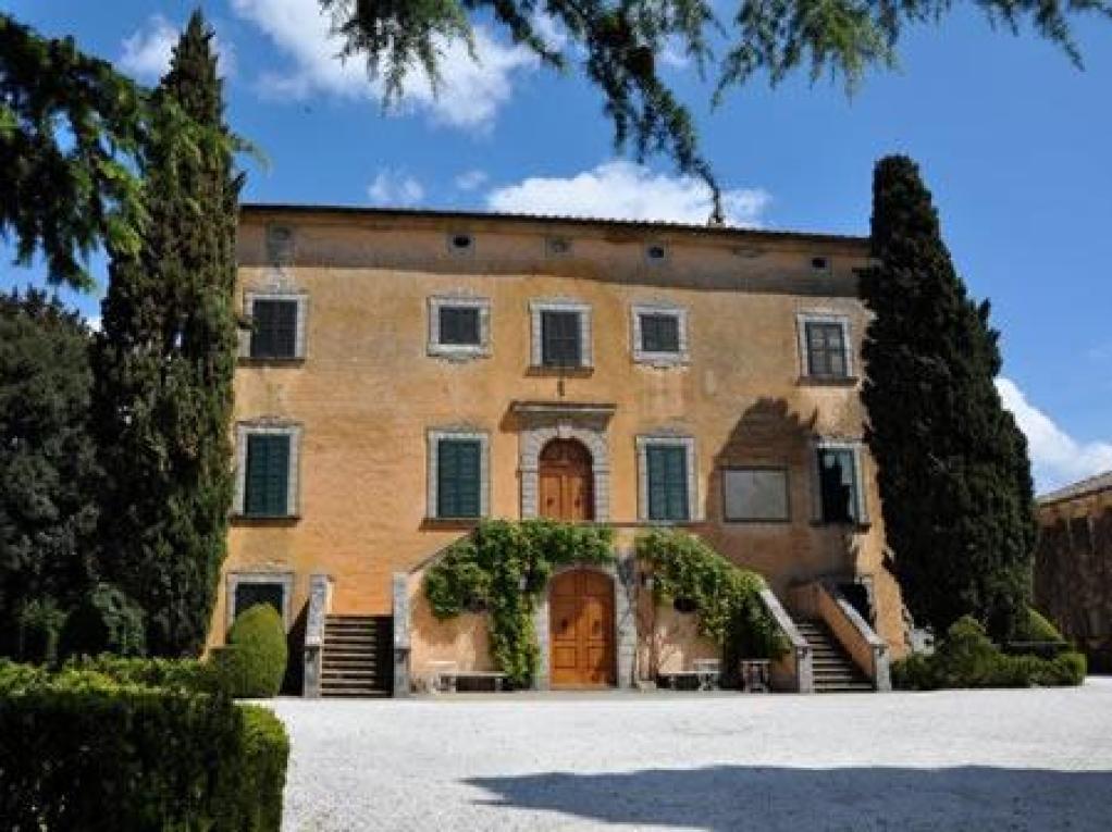 Villa di Ulignano 1